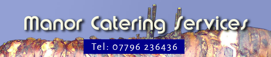 Manor Catering Services, Hog Roasts and BBQ's in Swindon and surrounding area.